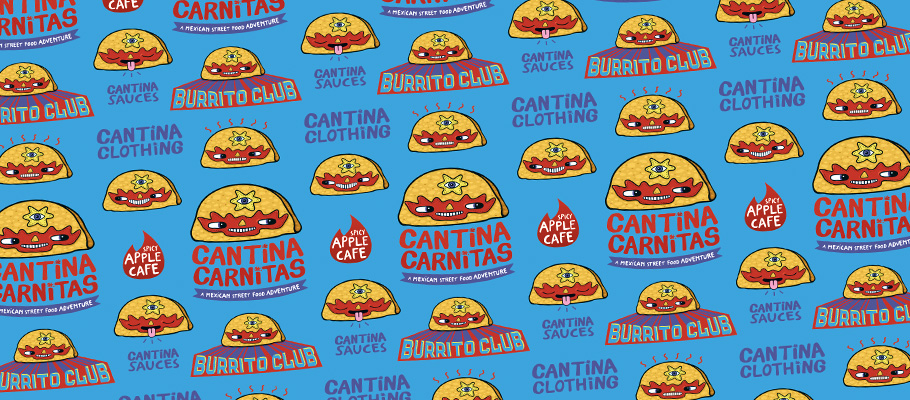 CREATIVE DIRECTION FOR CANTINA CARNITAS