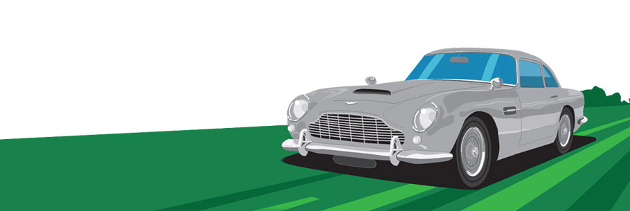 RECENT PROJECT - Car animation for Simon & Schuster