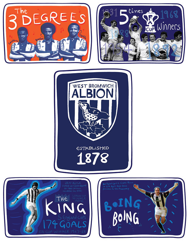 West Brom Poster